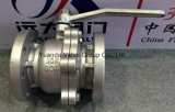 JIS 10k Flange Ball Valve Cast Iron Full Bore