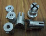 Acero inoxidable de la alta precisión que trabaja a máquina con el corte que tornea del CNC