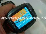 Relógio de pulso com Bluetooth do telefone+Watchphone Bússola