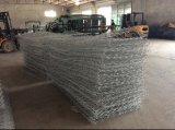 300 g de la cantidad de Zinc Cable Cesta Gabion Galfan