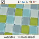 Blauwe Mozaïeken van het Glas van het Gebruik van de Kleur Diverse voor Zwembaden,