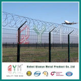 Цена на заводе сваркой провод Ограждения панели / Аэропорт против подниматься ограждения