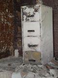 Огнезащитный шкаф для картотеки, шкаф ящика, вертикальный шкаф