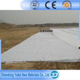 Tela de matéria têxtil não tecida perfurada de Geosynthetics da fibra agulha curta