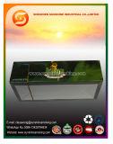 Papel de balanceo modificado para requisitos particulares del cigarrillo de la talla de la reina de la marca de fábrica con extremidades de filtro