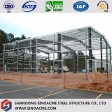 Taller con marco de acero/de la estructura con alta calidad