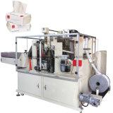 Gesichts-Seidenpapier, das Zeile Paket-Maschine bildet