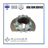 カスタマイズされたアルミニウムCNCの機械化の部品CNCの製粉の鋼鉄部品