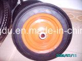 Roda contínua do pó de 9 polegadas para o Ash-Bin
