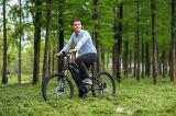 جبل محرك وسط [س] درّاجة كهربائيّة