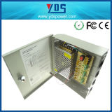 CCTV Power Supply Box 12V 5A 4CH