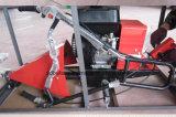 Ancho de corte de 120cm Motor de gasolina autopropulsado Barra de hoces