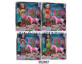 Plastic Speelgoed voor Stevig Gezamenlijk Doll Winx van het Meisje (952665)