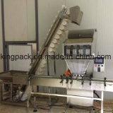 Granules pesant la machine de remplissage olive complètement automatique de fruit de machine de remplissage