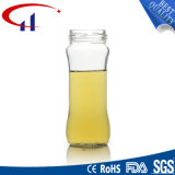 240ml第1レベルのガラス食糧容器(CHJ8092)