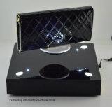 &Nbsp de flottement magnétique acrylique personnalisé ; Étalage pour le sac à main de bourse
