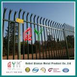 Cercado decorativo ambiental de la palizada del metal de /PVC de la cerca de la palizada