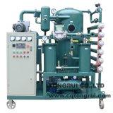 Filtration d'huile diélectrique Double-Stage ZJA Machine