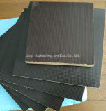 Anti Slip / Wiremesh Film Faced Plywood WBP Glue for Constructions