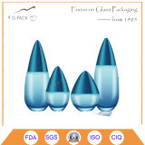 Botellas de perfume de cristal de 100 ml, frascos cosméticos de 50 g