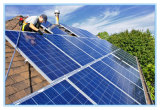 Pv-Solarmodul für WegRasterfeld System