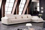 Кожаные Угловой диван - кровать стул Домашняя мебель