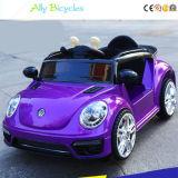 新しい4つの車輪の電気手段のRmote制御子供の電気自動車