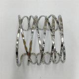 Armband van de Juwelen van de Armband van de legering de Open Multilayer