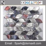 Mosaico de aluminio del acero inoxidable 2017 para el azulejo de la pared
