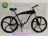 Tanque de gás motorizado de 80cc construído Quadro de bicicleta / kit de motor de bicicleta a gasolina / kit de motocicleta