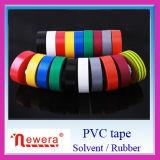 Un PVC eléctrico más grande de la cinta de la cinta aislante de la visión que envuelve la cinta