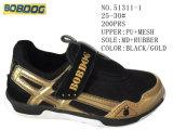Numéro 51311 glissade de chaussures de sports des chaussures de quatre gosses de couleur en fonction