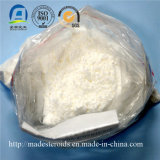 Teste de esteróides em pó cristalino branco e enantiato de testosterona E para construção muscular