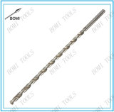 Dígito binario de taladro parabólico de la flauta de la longitud larga del HSS 3m m