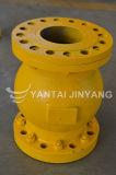 Valvola di regolazione pneumatica del gas del rifornimento della fabbrica della Cina