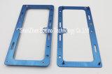 Hohe Präzision CNC-maschinell bearbeitende Aluminiumteile mit der Farben-Anodisierung