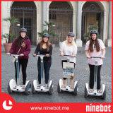 Ninebot zwei Rad-intelligenter Selbst, der elektrischer Ausgleich-Roller balanciert