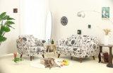 Sofà di legno solido del salone (M-X2169)