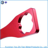 China-industrielle Maschinerie-Bauteile CNC-Aluminium-Teile