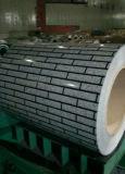 PE PVDF Prepainted bobina recubierto de aleación de aluminio