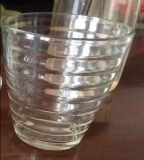 Líquido transparente de vidrio simple permitido beber la copa de cristal Sdy-Q0002