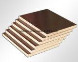 La película hizo frente a la madera contrachapada para el encofrado concreto