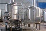 equipamento da fabricação de cerveja da mão 1000L segundo