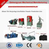 Neumáticos de desecho el trefilado de alambre y máquina de extracción de la maquinaria para la chatarra de neumáticos