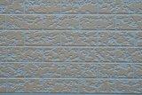 Panneau gravé en relief isolé décoratif extérieur/d'intérieur de composé de mousse de la façade en métal/unité centrale