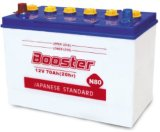 자동차 SLA Battery Rechargeable Battery Dry Charged Battery (NX120-7 12V80AH)