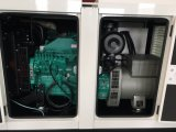 125kVA Three Phase Silenced Cabinet Style Diesel Generator (6BTAA5.9-G2) (GDC125*S)