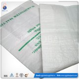 Белый сплетенный PP мешок сахара 50kg с вкладышем PE