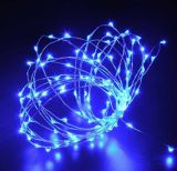 원격 제어 10m 100LED Mini Copper Wire String Lights