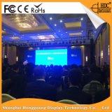 Экономия энергии в стену для использования внутри помещений LED цифровой дисплей для рекламы P4.81